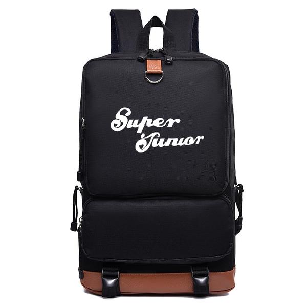 กระเป๋า Super Junior2016 สีดำ