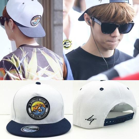 หมวกแฟชั่น EXO LUHAN