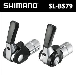 มือเกียร์สำหรับใส่ Bar end รุ่น SL-BS79, R/L 10สปีด