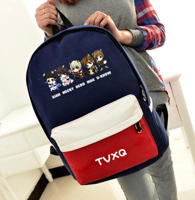 กระเป๋าเป้สะพาย TVXQ