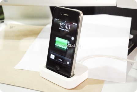 iPhone 4 Dock