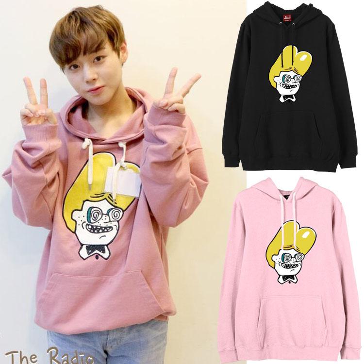 เสื้อฮู้ด (Hoodie) ลายการ์ตูน แบบ JIhoon