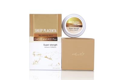 Sheep Placenta 38000 mg  Angel's Secret Sheep Placenta 38,000 mg.Q10 & ACE Plus รกแกะเม็ด ราคาส่ง