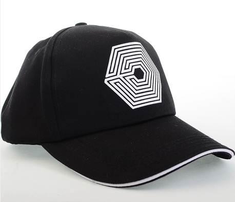 EXO หมวก EXO COMEBACK LOGO