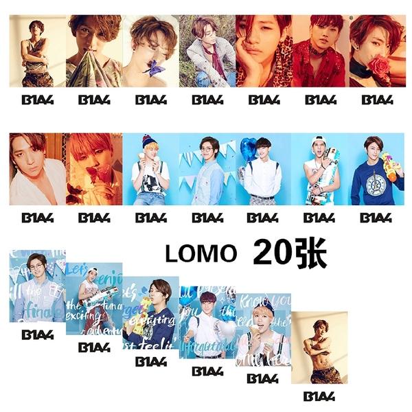 B1A4 LOMO 20 รูป