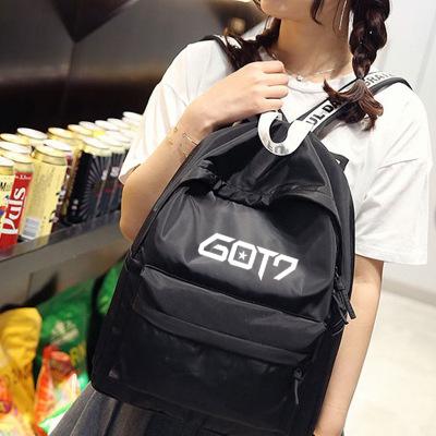 กระเป๋า #GOT7 สีดำ