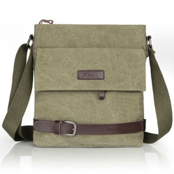 กระเป๋าสะพาย Mongten BG-016 Modish vintage durable Scrub leatherette