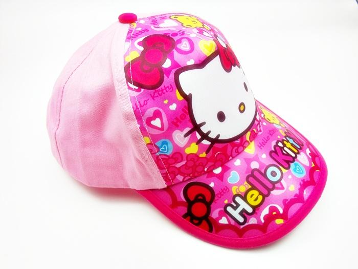 หมวกแก๊ปเด็กลายการ์ตูน