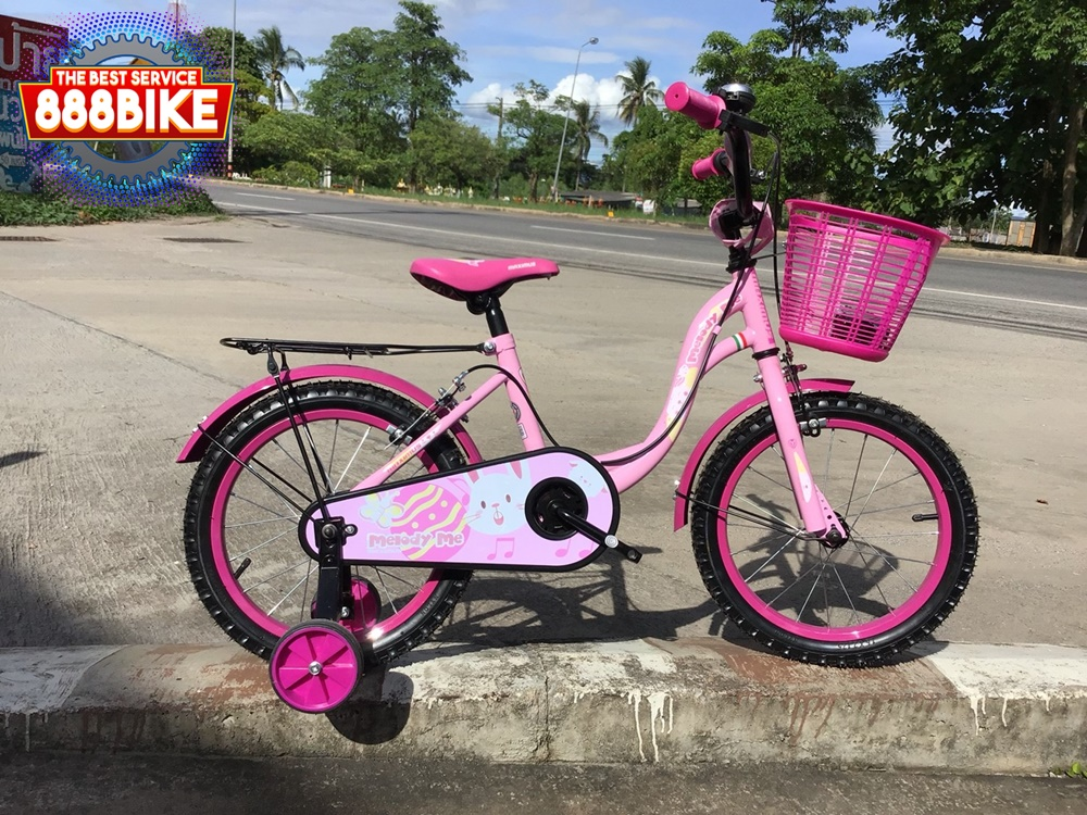 จักรยานเด็ก MAXI รุ่น MELODYME ล้อ 16 นิ้ว