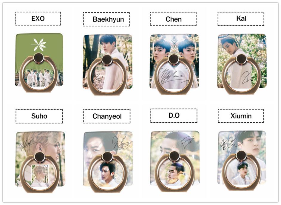 แหวนคล้องนิ้ว (iring) EXO - Planet #4
