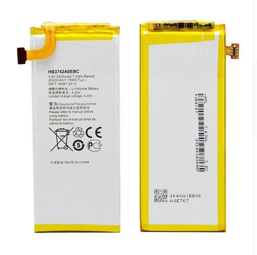 เปลี่ยนแบตเตอรี่ Huawei P6 แบตเสื่อม แบตเสีย รับประกัน 6 เดือน