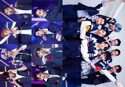 แฟ้มอ่อน #EXO (A4)