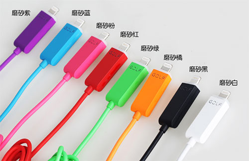 Golf LED Lightning Cable