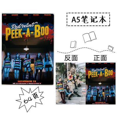 สมุด #RedVelvet Peek-A-Boo