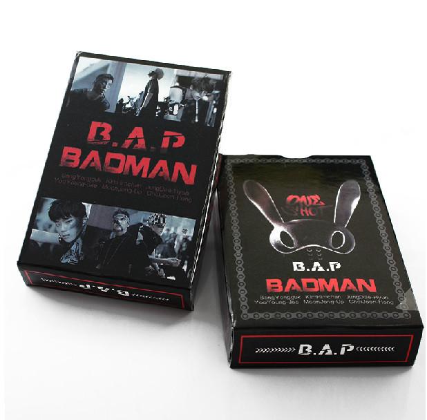ไพ่ B.A.P - Badman