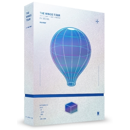#BTS 2017 LIVE TRILOGY EPISODE III THE WINGS TOUR IN SEOUL CONCERT BLU-RAY (3 DISC)