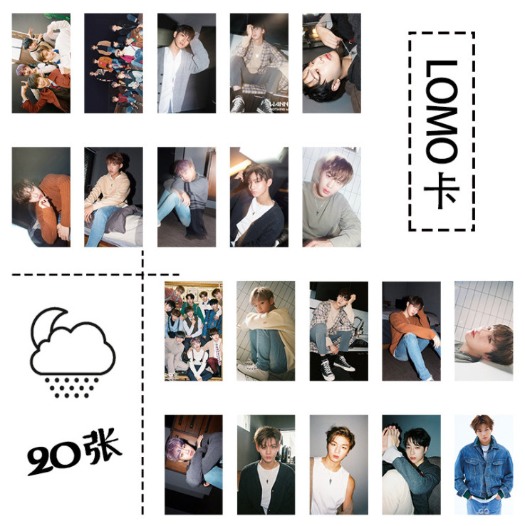 LOMO WANNA ONE - 1-1 =0