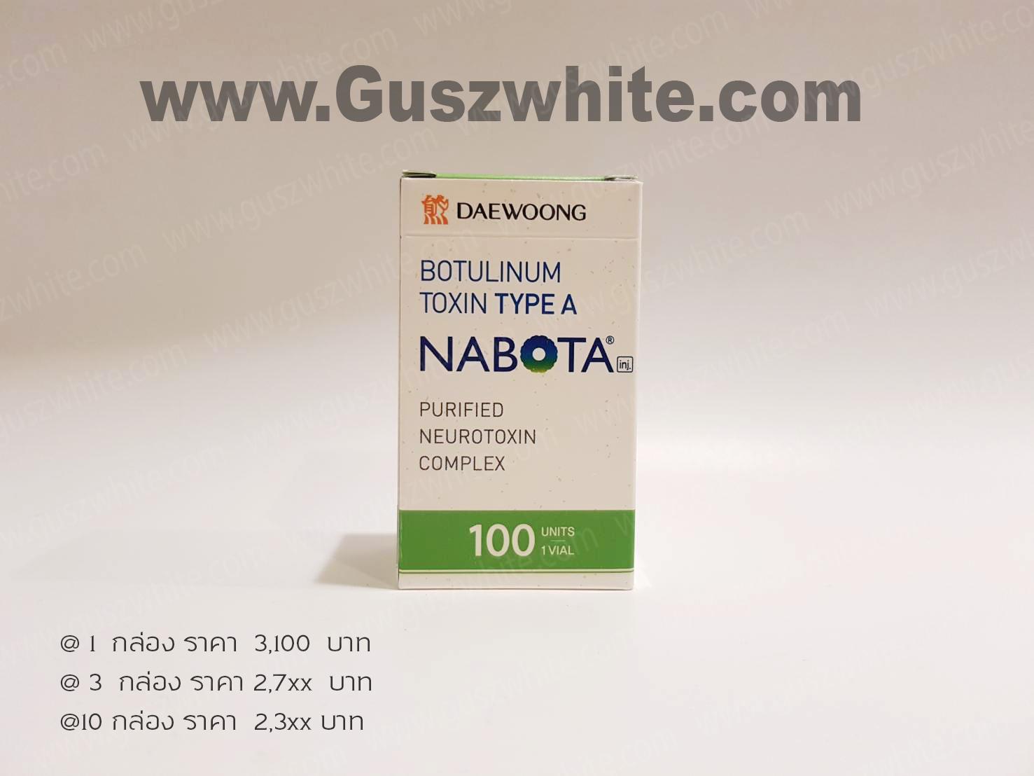 Nabota 100 Units