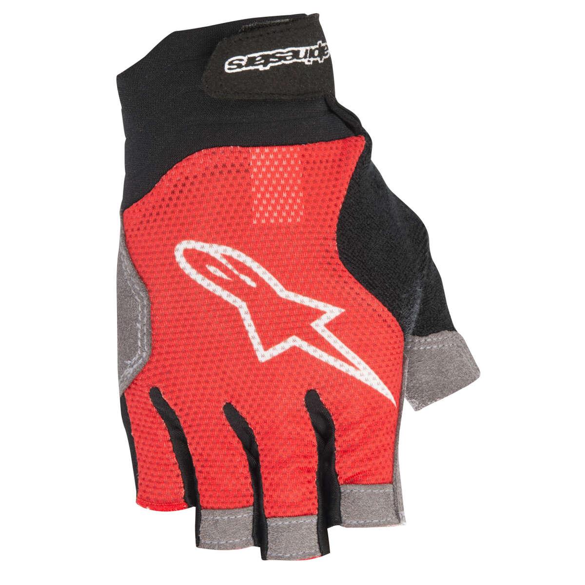 Alpinestars รุ่น Rolling ถุงมือครึ่งนิ้ว ใส่สบายรัดแน่นกระชับข้อมือด้วยแถบรัด