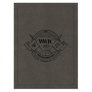 [DVD] Winner - WWIC 2015 IN SEOUL DVD