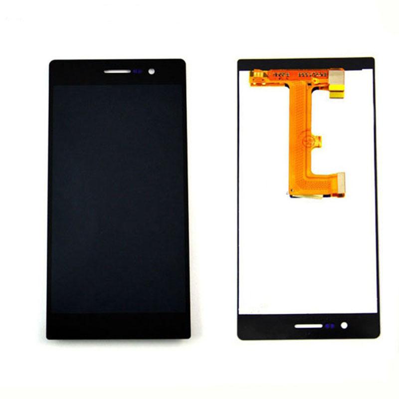 เปลี่ยนจอ Huawei Ascend P7 (P7-L10) หน้าจอแตก ทัสกรีนกดไม่ได้