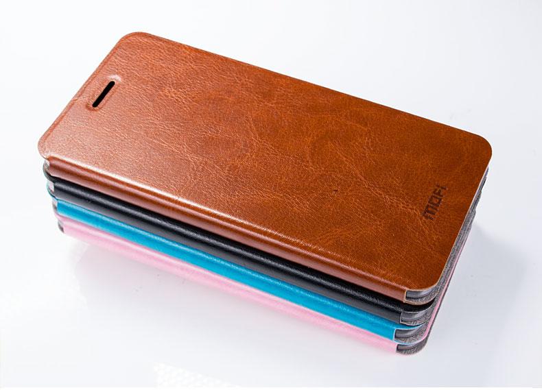 Case Huawei Mate 7 ยี่ห้อ Mofi เคสหนังฝาพับ