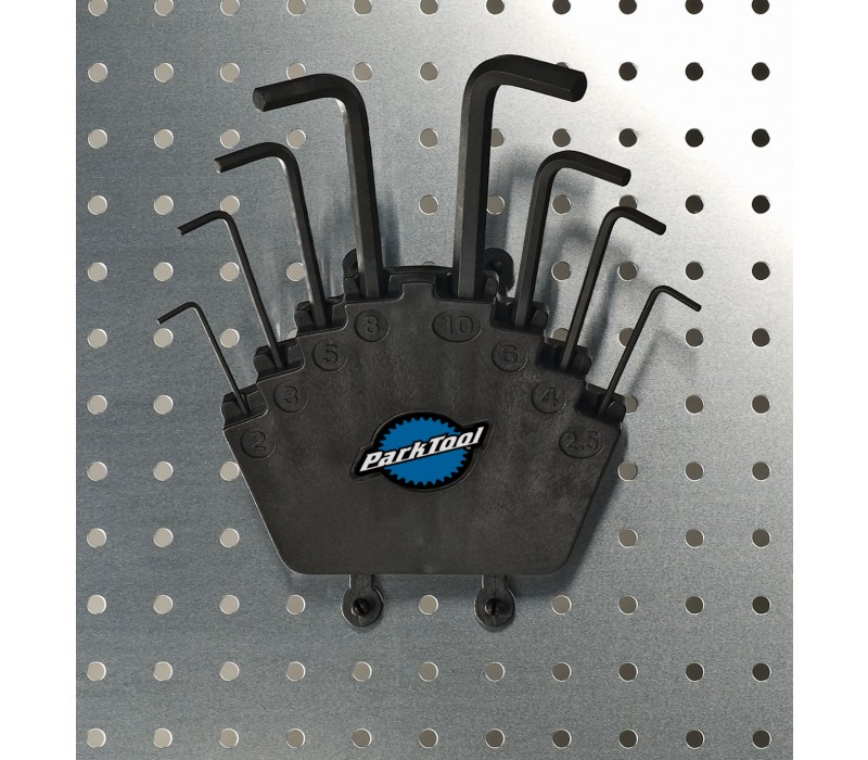 Park Tool HXS-2.2 Hex Key Set with Holder