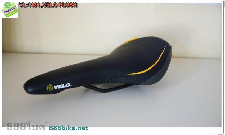 เบาะจักรยาน VELO Plush ,VL-1184 SADDLE