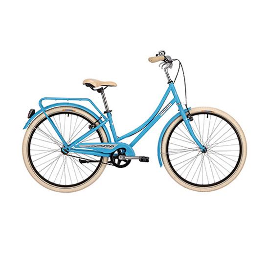 จักรยาน LA VINTAGE STEEL FRAME SINGLE SPEED 26″ เฟรมเหล็ก คลาสสิค