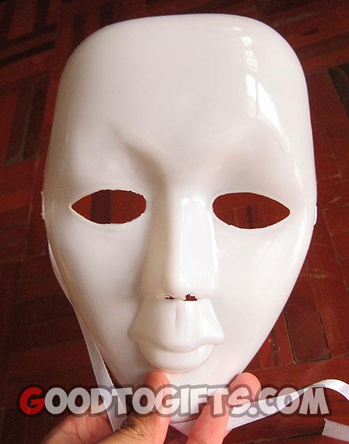 หน้ากากเต้นฮิปฮอป ผู้หญิง
