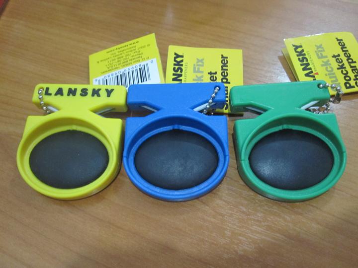 Lansky Quick Sharpener GREEN