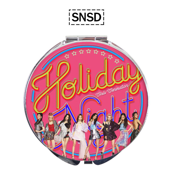 กระจก SNSD - Holiday Night