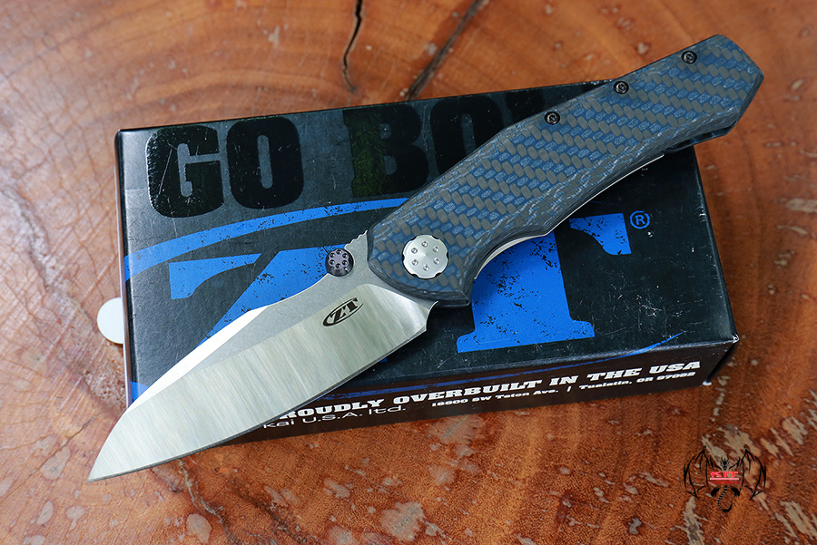 Zero Tolerance Dmitry Sinkevich/Todd Rexford collaboration ZT0850
