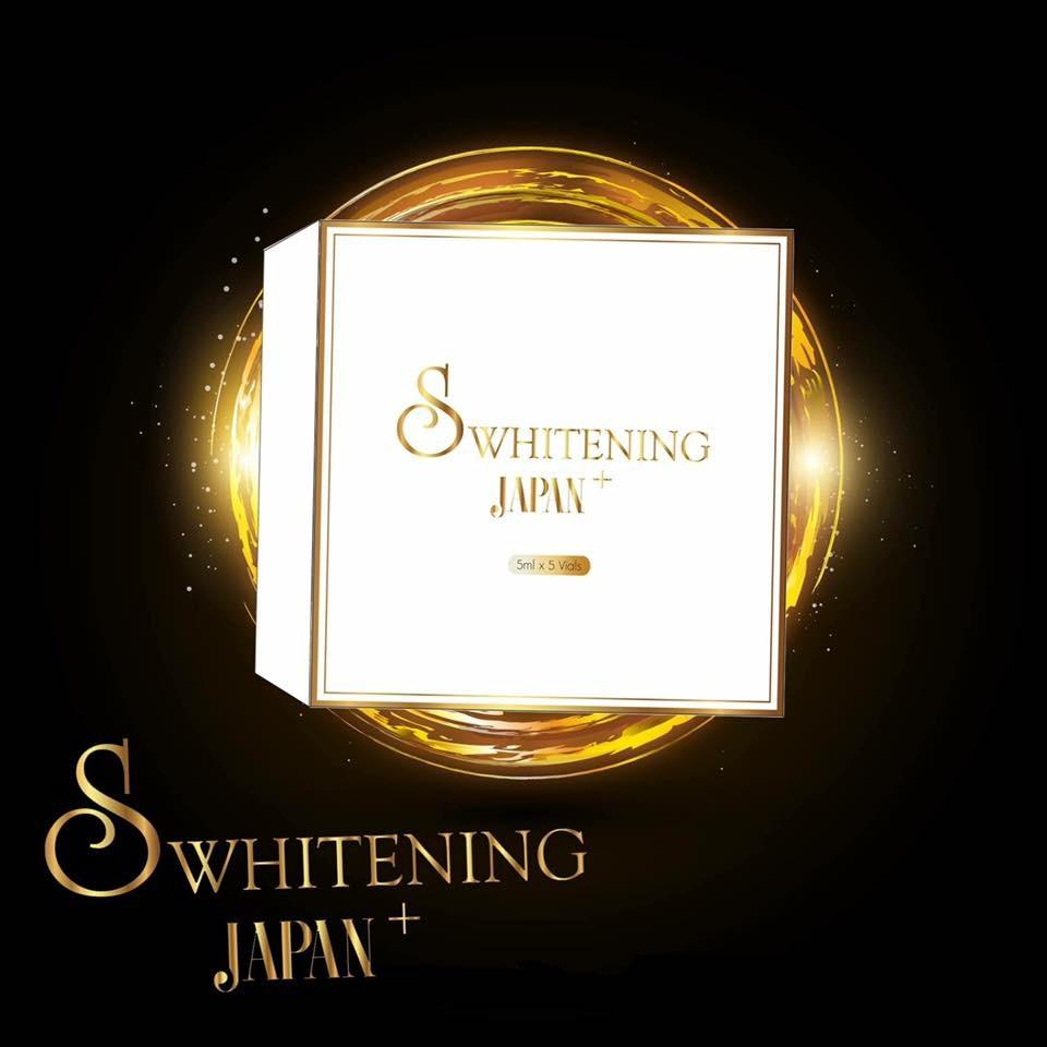 S Whitening Japan Plus