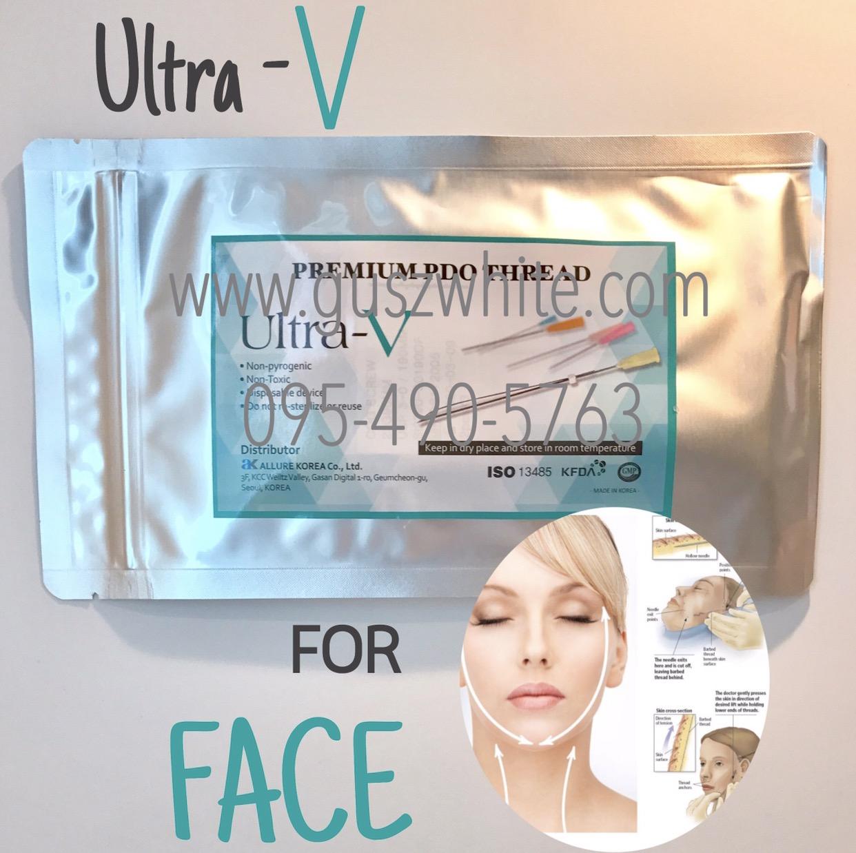 ULTRA-V MONO SCREW ( PREMIUM PDO THREAD )