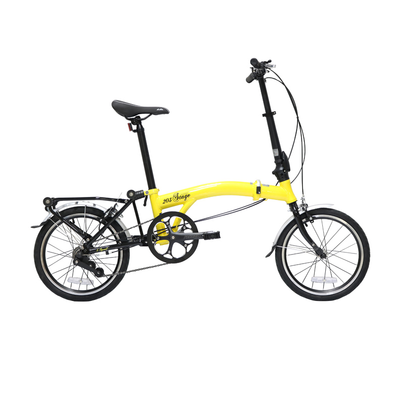 จักรยานพับได้ NEO 203 STAGE FOLDING BIKE ALLOY FRAME 3 SPEED 16″