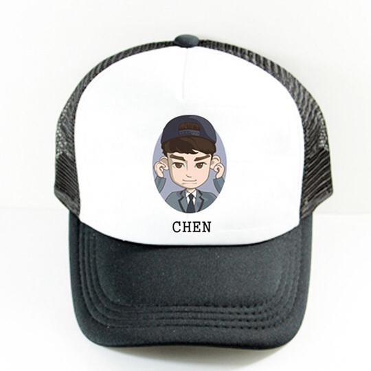 หมวก EXO CHEN
