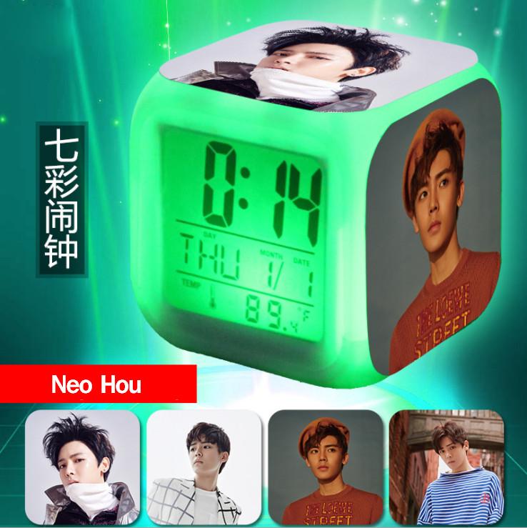นาฬิกาปลุกลูกเต๋า Neo Hou