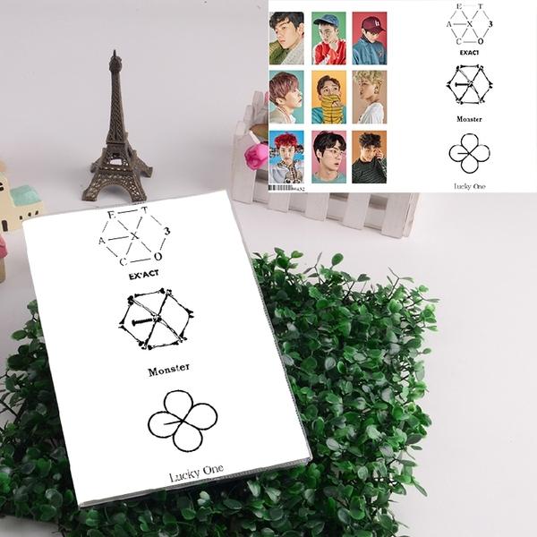 สมุด EXO Lucky One