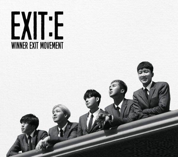WINNER - Mini Album Vol.1 [EXIT : E] [WESTMINSTER VER]