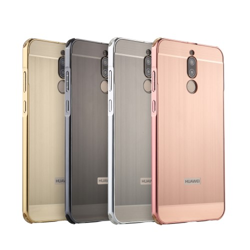 เคส Huawei Nova 2i รุ่น Metal Bumper