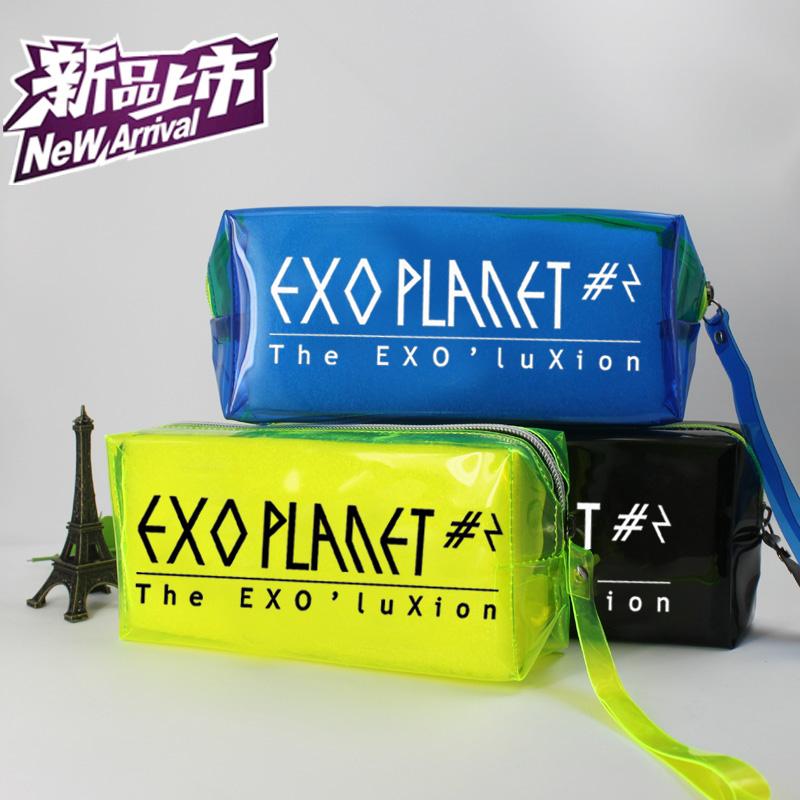 กระเป๋าดินสอ EXO Planet #2