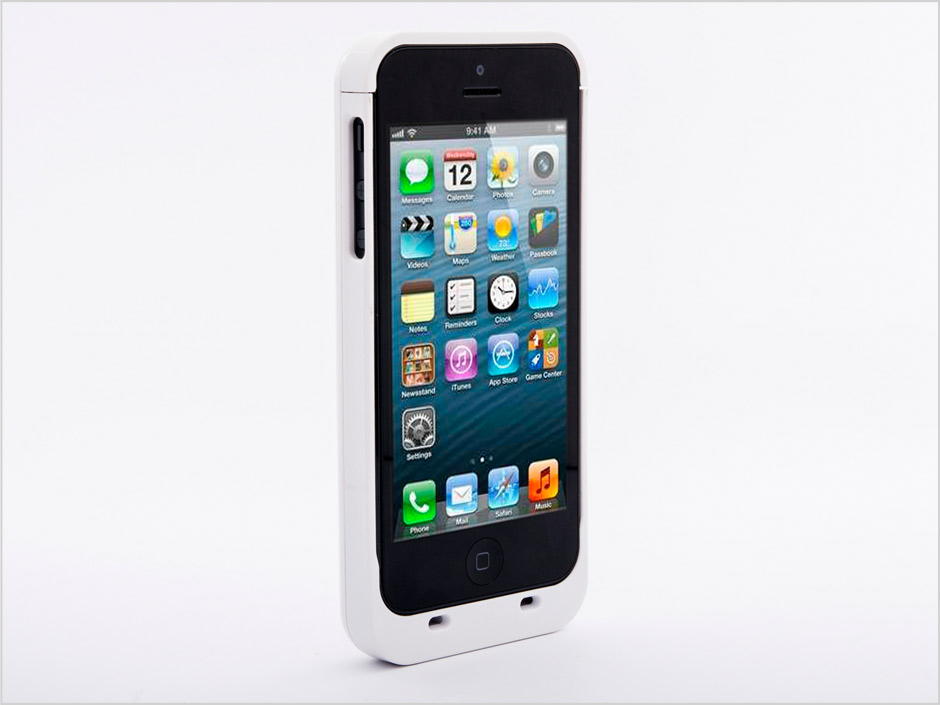 Battery Case for Iphone 5 2200 mAh