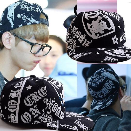 หมวกแฟชั่น EXO BAEKHYUN