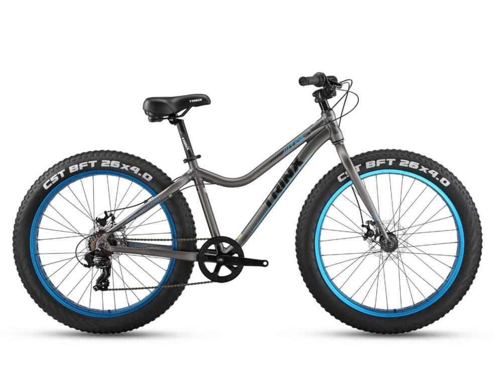 จักรยานล้อโต TRINX FATBIKE ,T106 7 สปีด 2017
