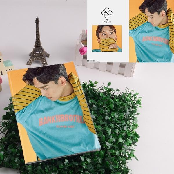 สมุด EXO Lucky One Chen