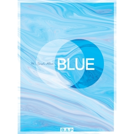 อัลบั้ม #B.A.P - Single Album Vol.7 [BLUE] (A ver.)