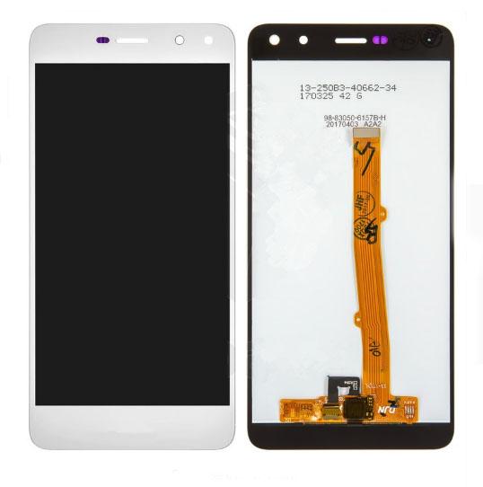 เปลี่ยนจอ Huawei Y6 2017 หน้าจอแตก ทัสกรีนกดไม่ได้