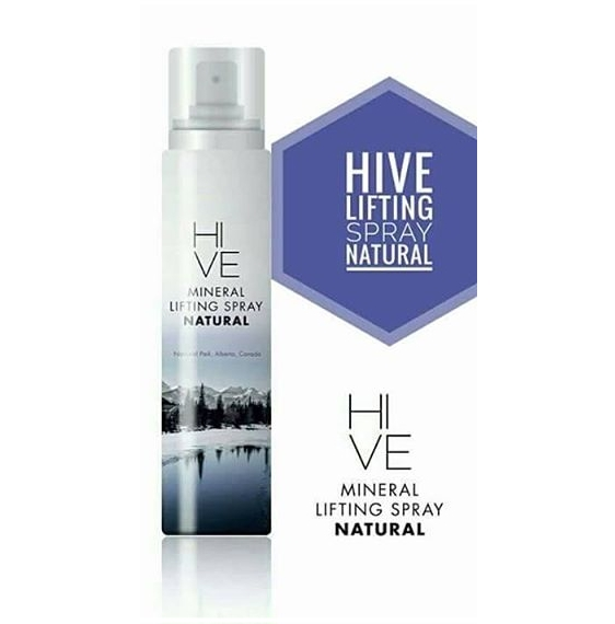 HIVE Lifting Spray สเปรย์น้ำแร่ยกหน้า กลิ่นธรรมชาติ
