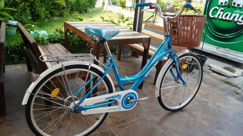 """จักรยานแม่บ้าน WCI LADY NIGHT 24"""""""